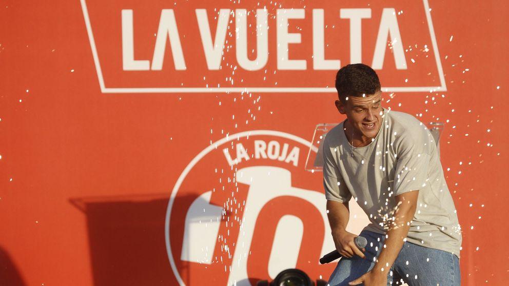El coche del Euskadi Murias se estrella antes de la primera etapa de la Vuelta