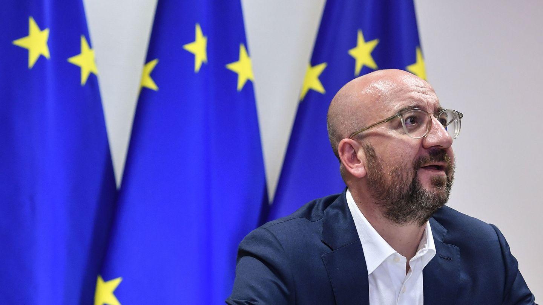 Charles Michel, presidente del Consejo Europeo. (Reuters)