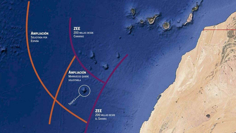Los planes de ampliación de Marruecos. Pinche para ampliar