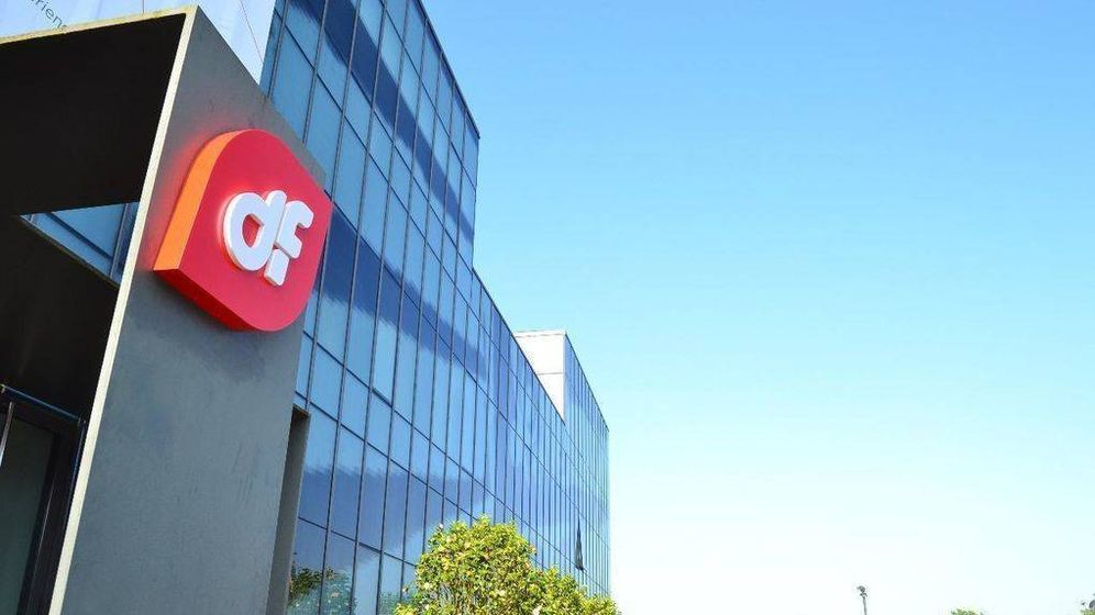 Foto: Sede de Duro Felguera en Gijón. (EFE)