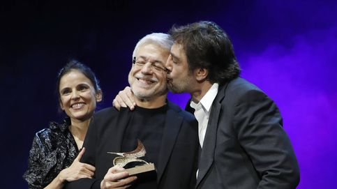 Las imágenes más informales (y las que nadie enseña) de los Premios Unión de Actores