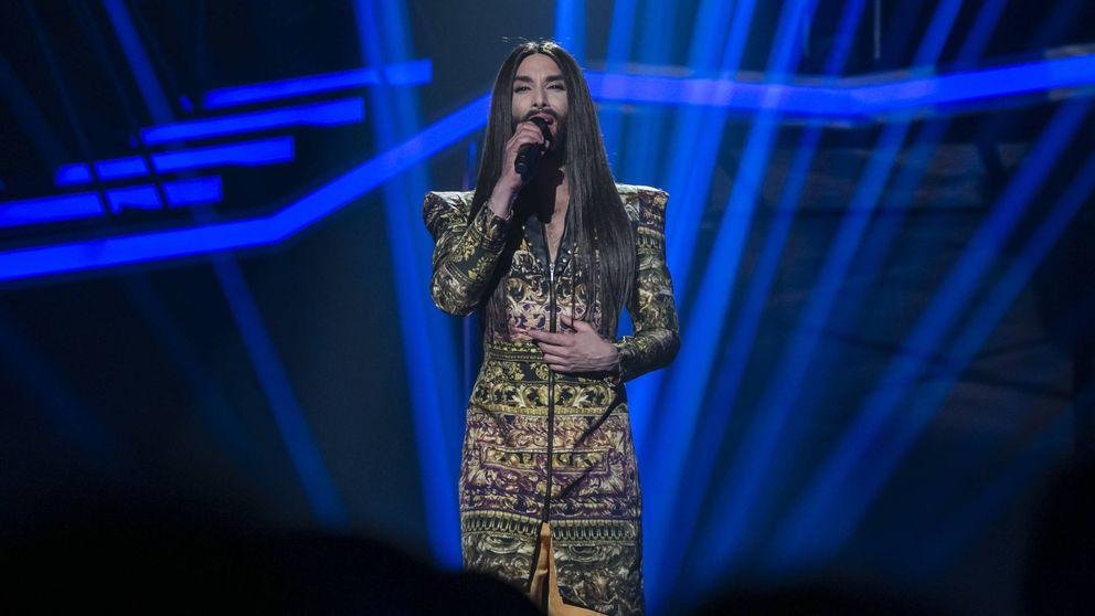 Conchita Wurst, ganadora de Eurovisión, revela que tiene VIH