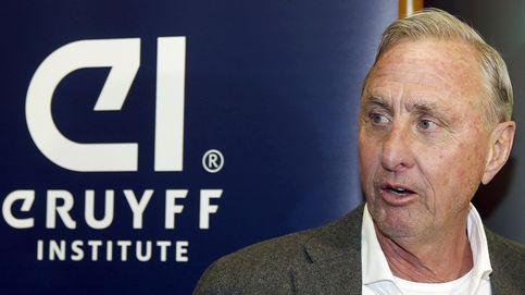 Cruyff, sobre su cáncer: Creo que voy ganando 2 a 0 en la primera parte