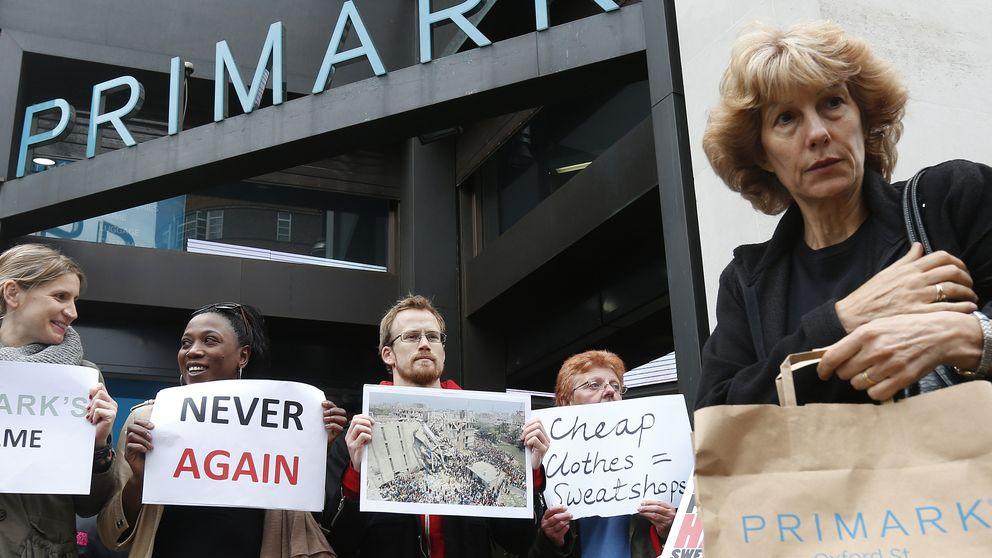 Primark compensará en solitario a las víctimas de Bangladesh