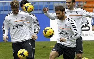Xabi Alonso, encargado de cambiar la cara al Real Madrid ante la Real