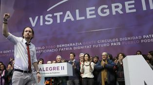 Caza de brujas contra Podemos