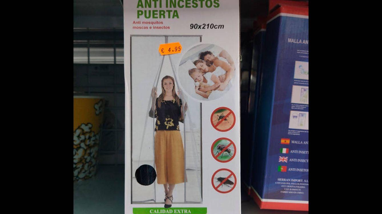 Lo más surrealista que puedes comprar hoy: una mosquitera anti incestos