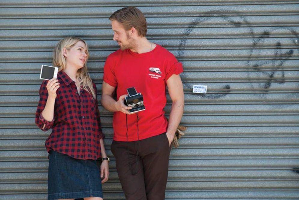 Foto: Ryan Gosling, sapiosexual por excelencia, y Michelle Williams en 'Blue Valentine'.