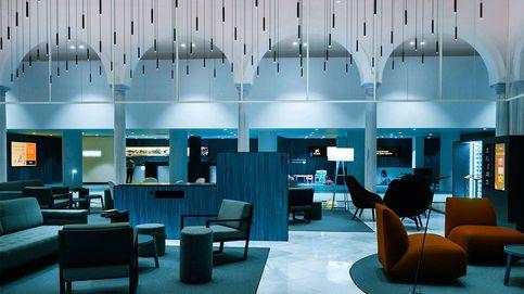 Así son las nuevas oficinas de la era de la tecnología bancaria