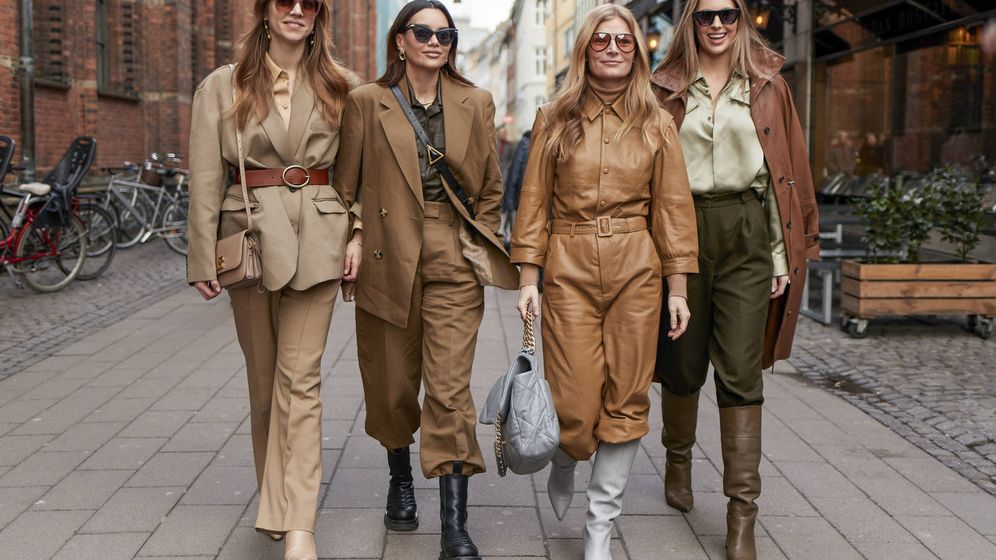 Foto: Fashionistas... ¡a la carga! (Imaxtree)
