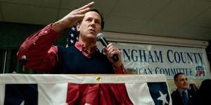 Foto: Rick Santorum, el 'ultra' que ofrece algo en lo que creer