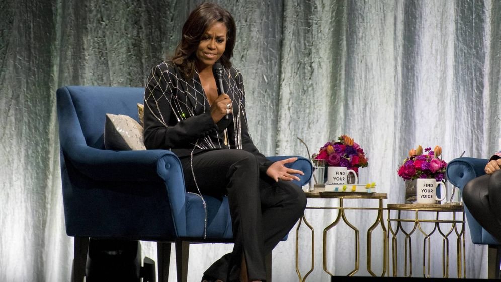 Foto: Michelle Obama. (Cordon Press)