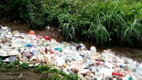 Un río de plástico en Guatemala