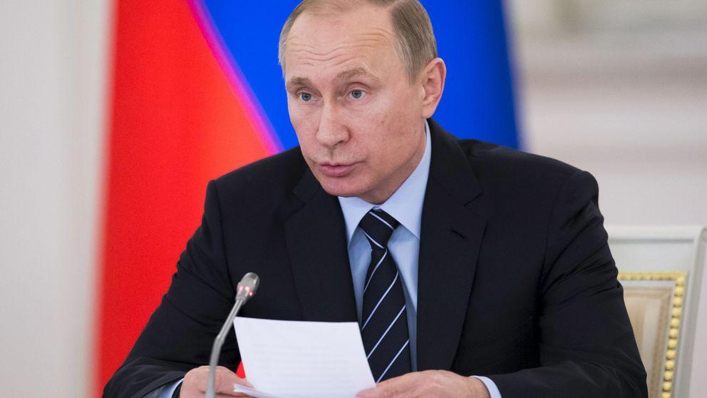 Putin acusa a EEUU de estar tras las filtraciones de los 'Papeles de Panamá'