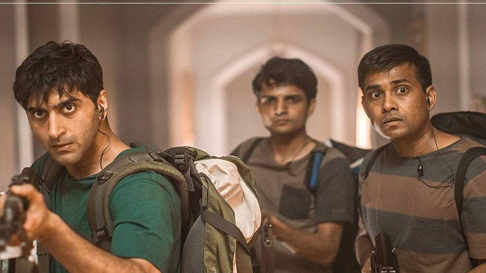'Hotel Bombay': carnicería sangrienta en el imperio del lujo