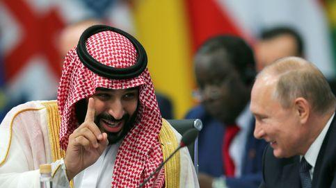 Bin Salman, compañero incómodo del G-20... excepto para Putin