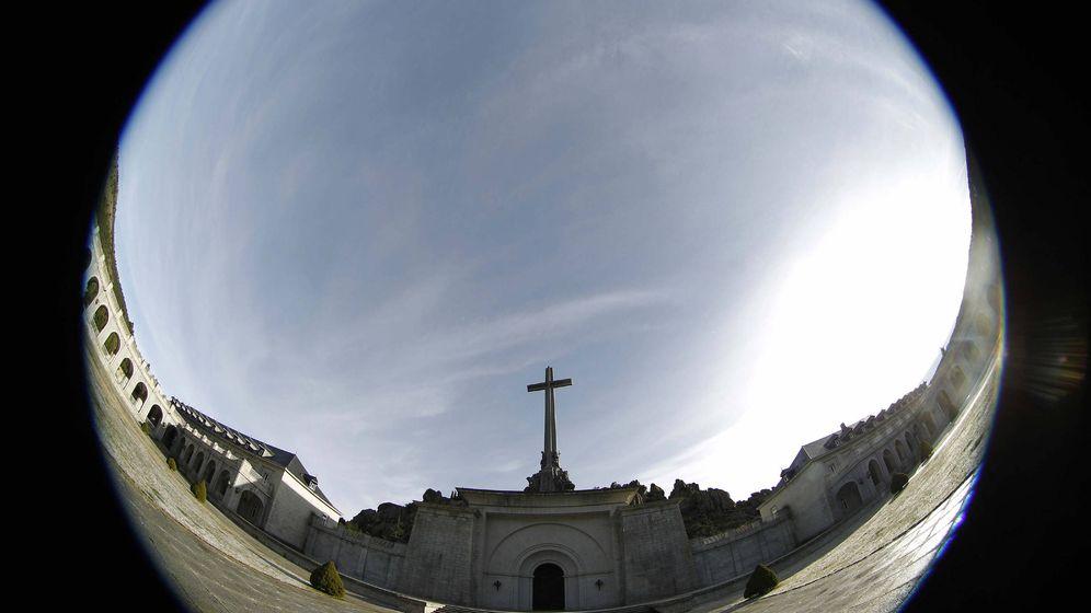 Foto: Vista general del Valle de los Caídos, lugar donde está enterrado el dictador Francisco Franco. (EFE)