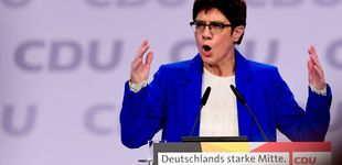 Post de La UE se juega su plan de futuro en la nueva sucesión de Merkel, tras la dimisión de AKK