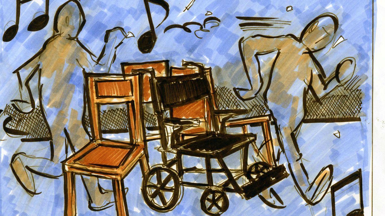 La Seguridad Social me niega una silla de ruedas... ¡por ser tetrapléjico!