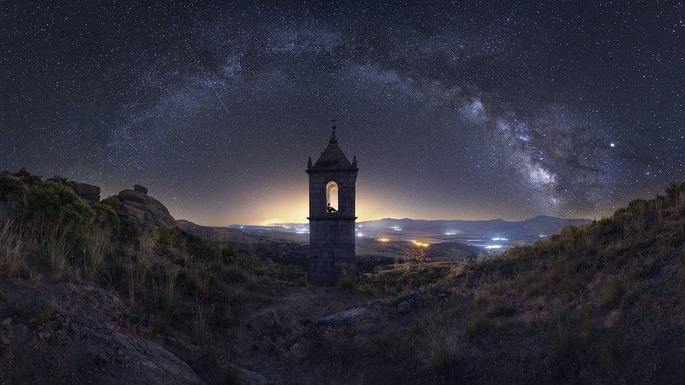 Foto: Monasterio encantado (Ávila). (Foto: Ramón Morcillo)
