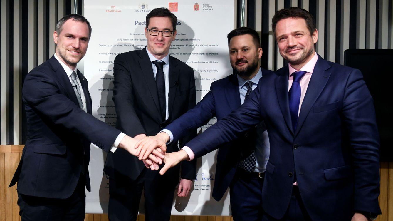 La rebelión de los alcaldes: por qué la batalla ideológica del siglo XXI se libra en Visegrado
