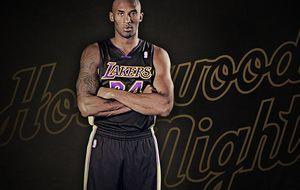 Los Ángeles Lakers rompen el molde y serán los nuevos 'Men in Black'
