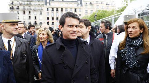 Los franceses, fascinados con el romance de Manuel Valls y Susana Gallardo