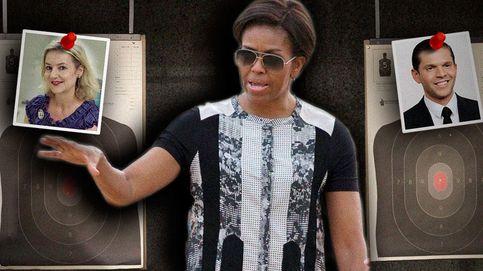 Los cadáveres de Michelle Obama: su florista y un presentador