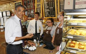 'Coffeegate': el misterio del café que se toma en la Casa Blanca