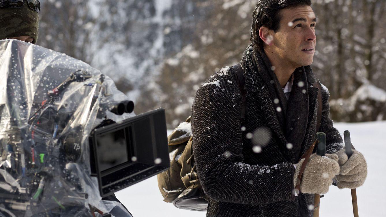 'Palmeras en la nieve' triunfa en taquilla y redondea el buen año del cine español