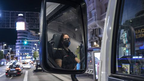 Esta camionera tiene las llaves de tu tienda de ropa favorita para evitar los atascos en Madrid