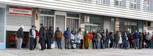Foto: El paro en España supera ya el 20% y se sitúa en 4.612.700 personas
