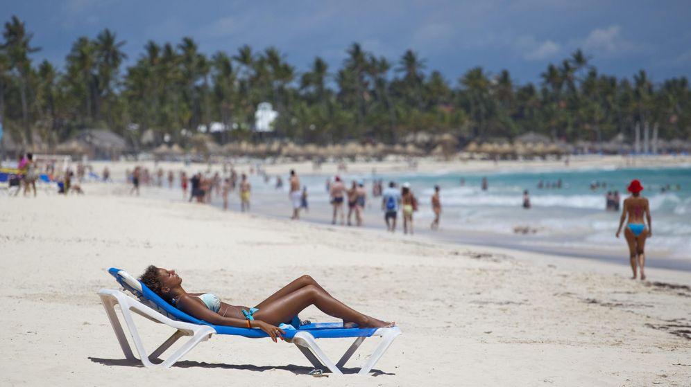 Foto: Foto de archivo de un hotel de Punta Cana (EFE)