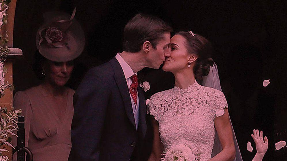 Foto: Foto de la boda de Pippa Middleton. (Vanitatis)