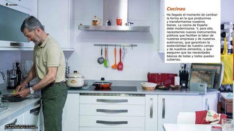 Podemos presenta su programa imitando un catálogo de Ikea