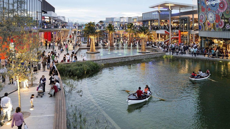 Foto: Imagen del centro comerical Puerto Venecia.