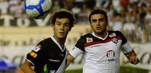 Post de El día que Coutinho se echó su primer equipo a la espalda