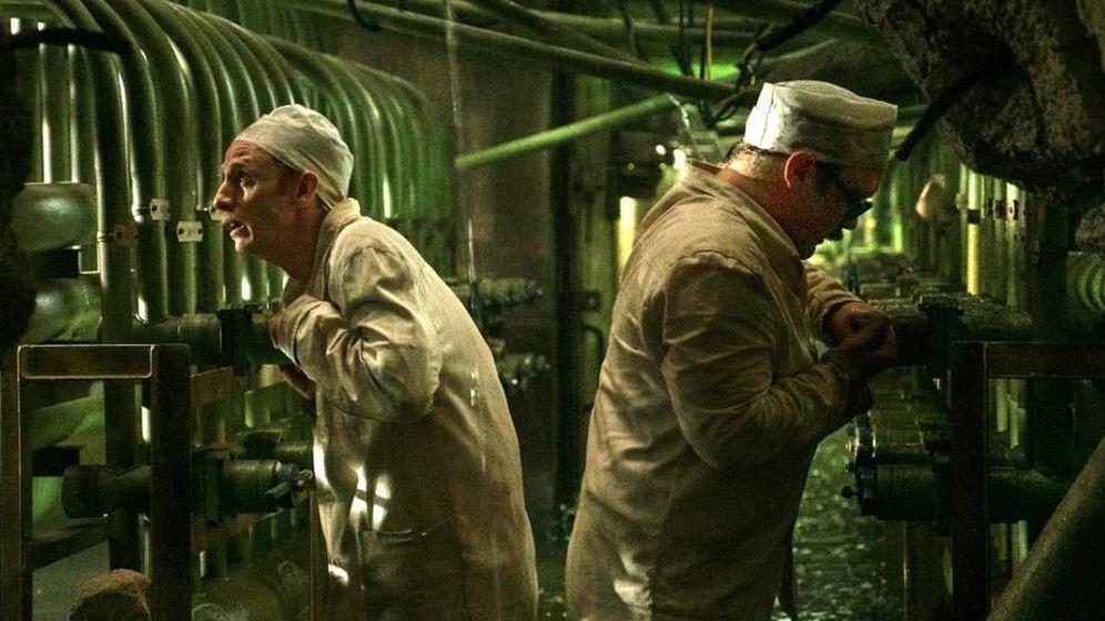 Foto: Fotograma de 'Chernobyl'. (HBO)