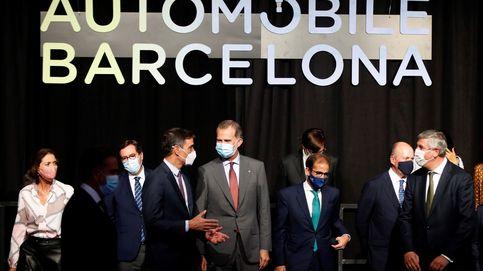 Aragonès y Colau no acuden a la visita del Rey y Sánchez al Salón del Automóvil de Barcelona