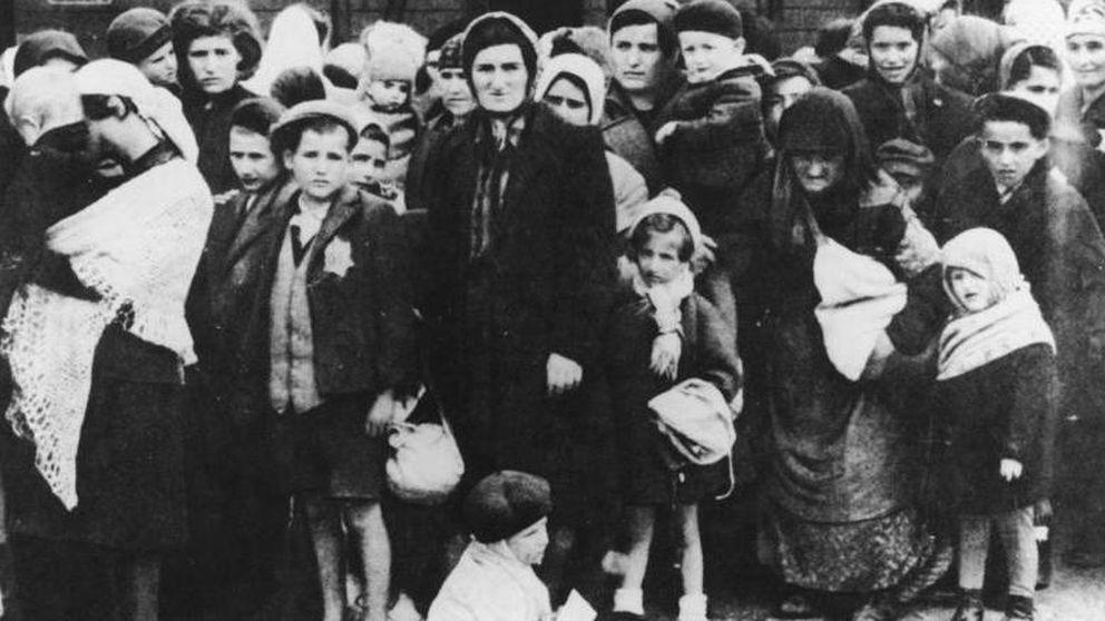 El Holocausto judío cabe en siete cajas de cartón