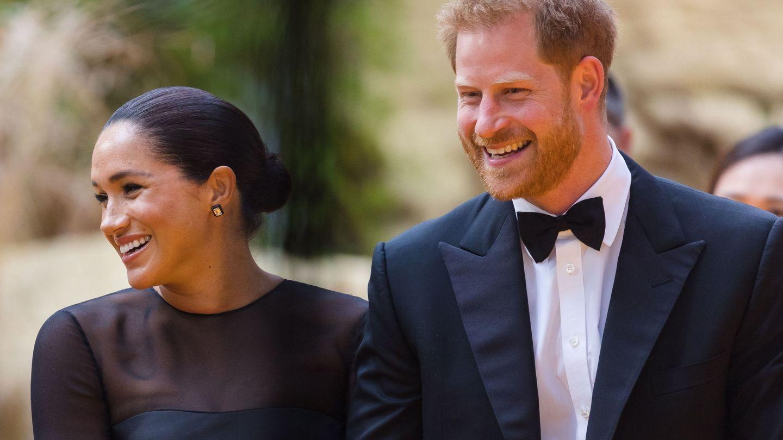 Meghan y Harry, en una imagen de archivo. (Reuters)