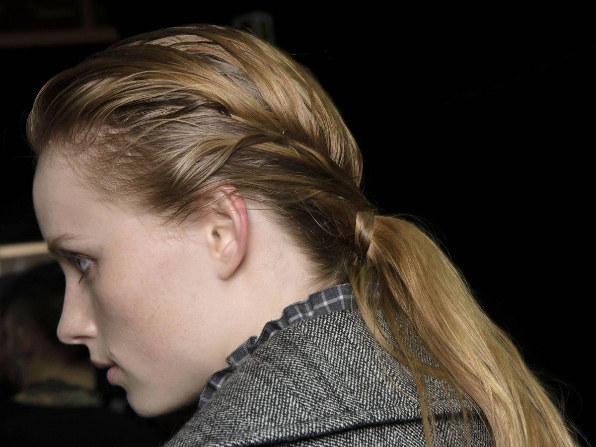 Foto: Un cuero cabelludo sano es la raíz de un pelo saludable. (Imaxtree)
