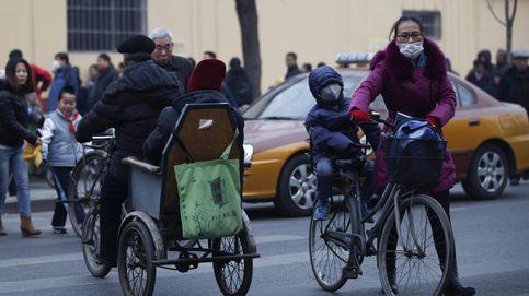 Pekín, otra vez en alerta roja por contaminación