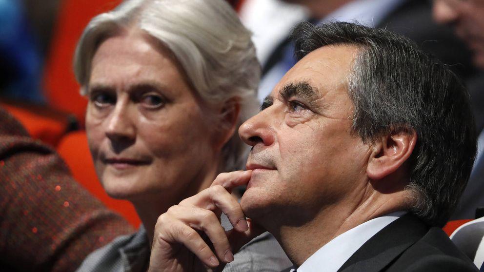 La mujer de Fillon ganó 500.000 euros de dinero público con un empleo ficticio