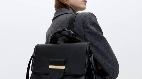 Uterqüe ha diseñado este bolso pensando en nuestras necesidades para que podamos tenerlo todo