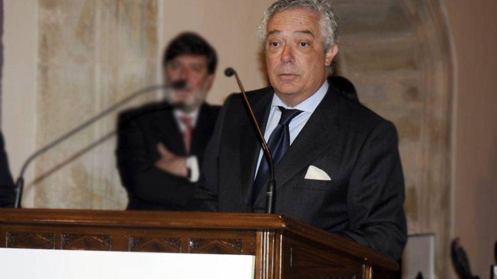 Foto: Luis Delso, expresidente de Isolux Corsán.