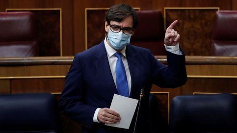 Salvador Illa defiende la prórroga del estado de alarma, en directo: sigue en 'streaming' el debate en el Congreso