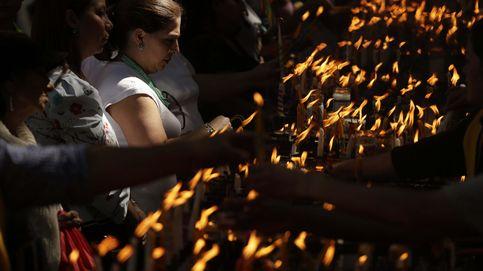 Miles de peregrinos veneran a la Virgen de Guadalupe