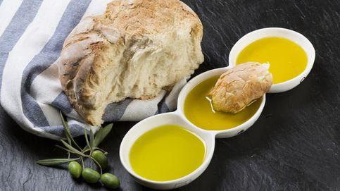 Aceite y pan, el maridaje perfecto