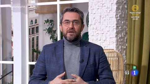Máximo Huerta y el mensaje a los padres homófobos en TVE: Me dan pena sus hijos